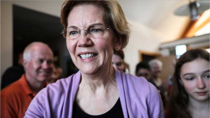 Elizabeth Warren introduces a plan to protect access to abortion
