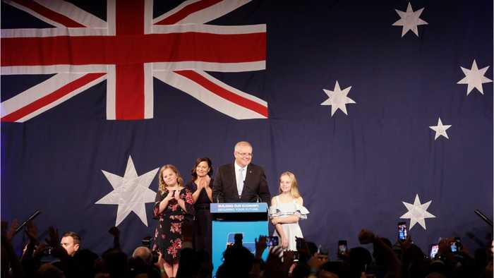 Australia's Conservative Party Headed For Unexpected Win At National Election