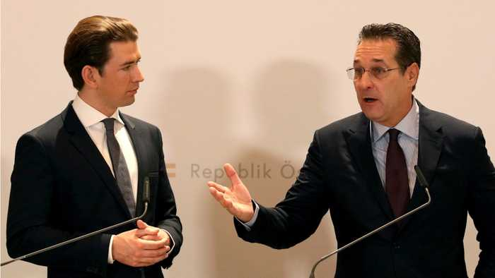 Austrian President Due To Speak After Vice Chancellor Resigns