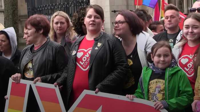 Lyra McKee's partner: Same-sex marriage in Northern Ireland would be a win for all