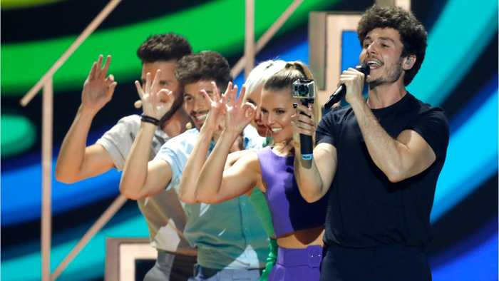 Israeli Host Expecting 'Eurovision' To Punish Band For Displaying Palestinian Flag