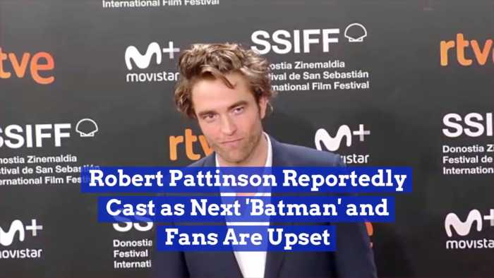 Robert Pattinson Might Play The Caped Crusader