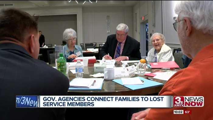 Government research connects families to missing service members