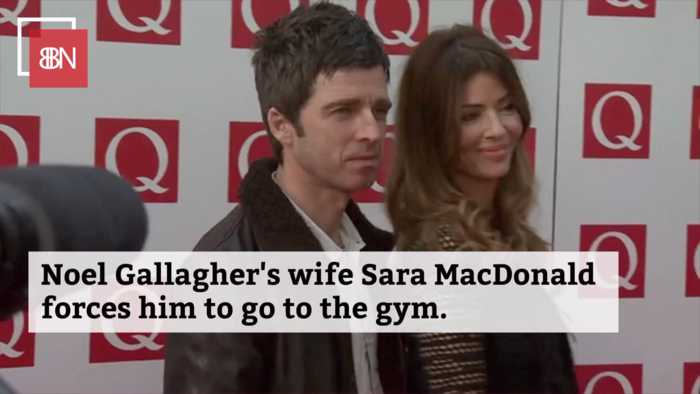 Noel Gallagher Needs To Workout
