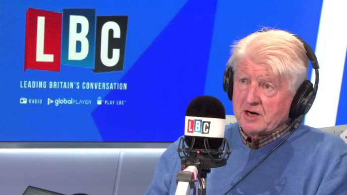 Stanley Johnson: Ludicrous Not To Select Boris As May Successor