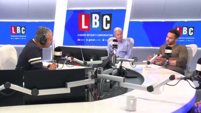 Maajid Nawaz Interviews Producers Of 'The Hunt For Jihadi John'