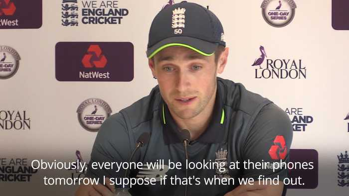 Chris Woakes on the wait for the confirmation call to be part of the WC squad