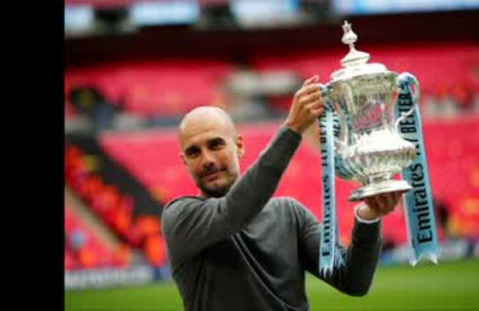 Only Champions League trophy will be enough - City's Guardiola