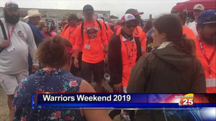 Warriors Weekend 2019