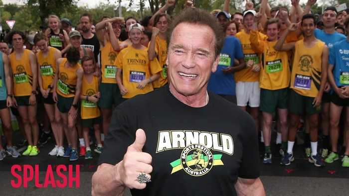 Arnold Schwarzenegger 'Not Pressing Charges' After Being Drop-Kicked