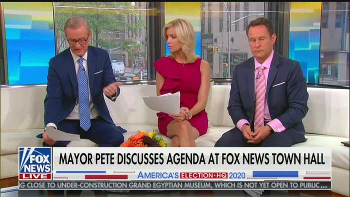 Kilmeade blasts Buttigieg for attacking Fox