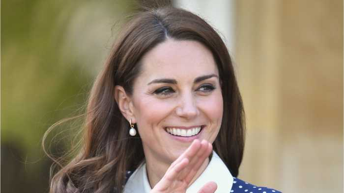 Kate Middleton's tribute to Princess Diana