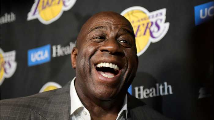 Magic Johnson rips the Lakers
