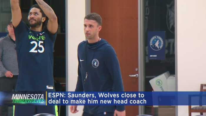 Wolves To Reportedly Name Ryan Saunders Coach