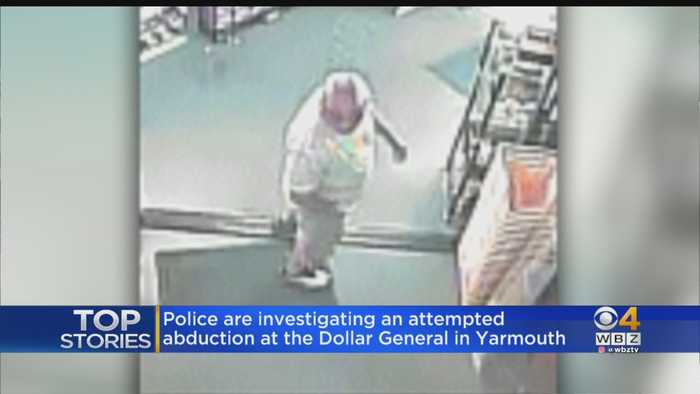 Police Search For Man Who Allegedly Tried To Kidnap Boy Outside West Yarmouth Store
