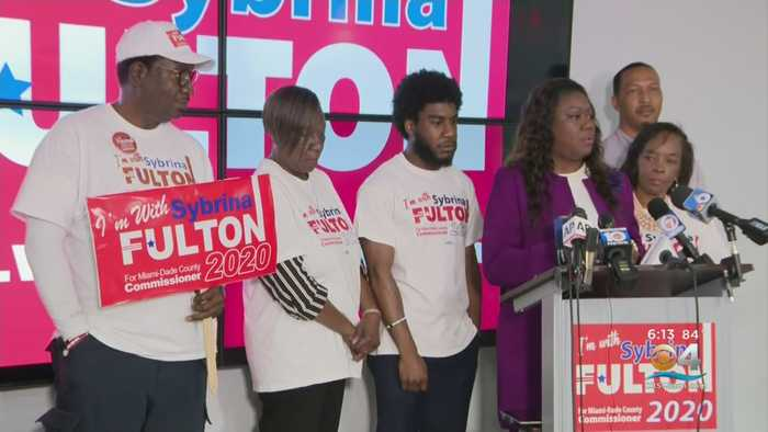 Trayvon Martin's Mother Running For Miami-Dade Commission Seat