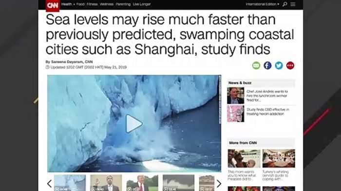 Global Sea Level Rise Could Be Far Worse Than Previously Estimated, Impacting Major Cities