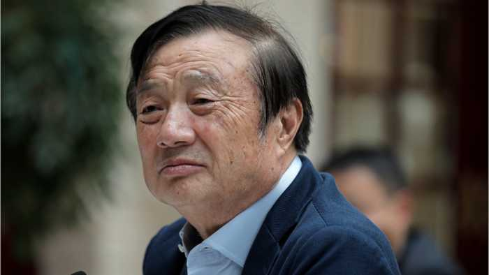 Huawei Founder Reportedly Expects Daughter To Go To Jail
