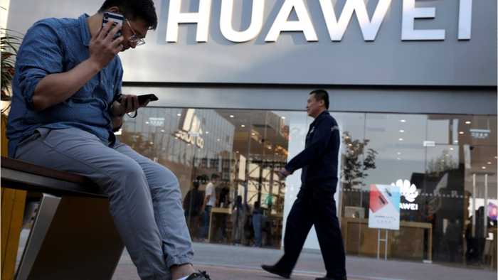 Huawei has been give death penalty by US gov't
