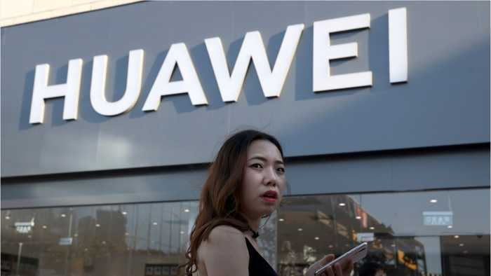 Huawei may have app store to counter Google ban