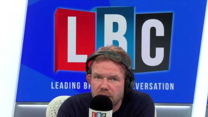 James O'Brien's Reaction To Jamie Oliver Restaurants In Adminsitration