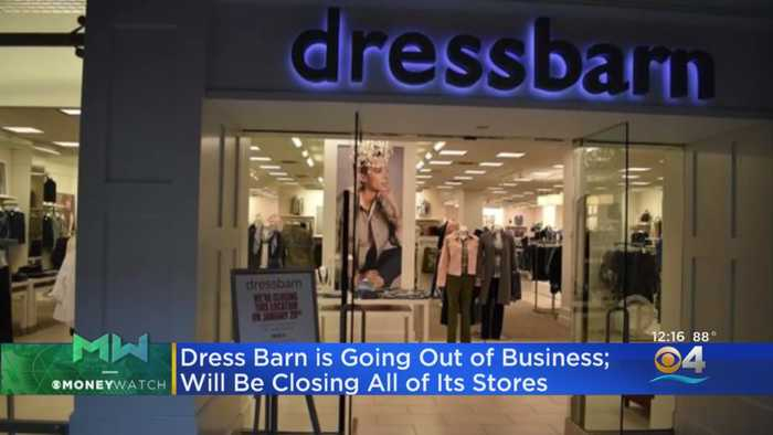 Dressbarn To Close For Good
