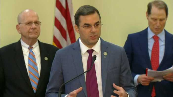 Michigan Rep. Amash Responds to His Party`s Criticism of Impeachment Remarks