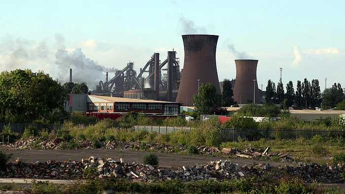 British Steel collapses threatening 5,000 jobs hours before Euro election