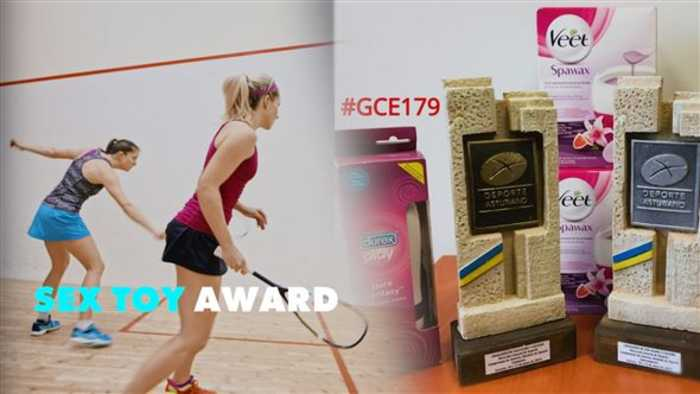 Vibrators and sexism shake women's squash in Spain