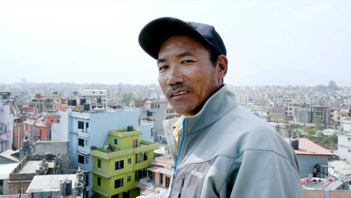 49 Year Old Sherpa Breaks His Own Record By Climbing Mt. Everest 24 Times
