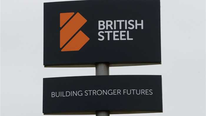British Steel says negotiations ongoing on its future