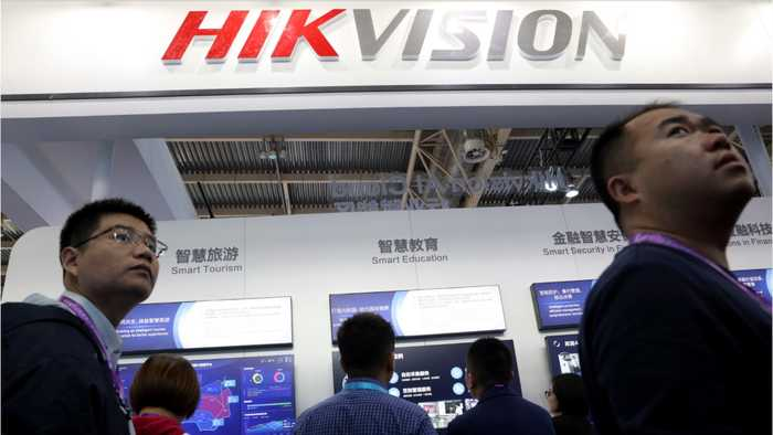 Trump may reportedly blacklist Chinese surveillance giant Hikvision, showing the trade war is shifting from sweeping tariffs to