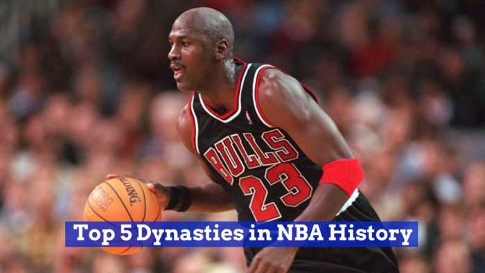 The Best NBA Teams In Basketball History