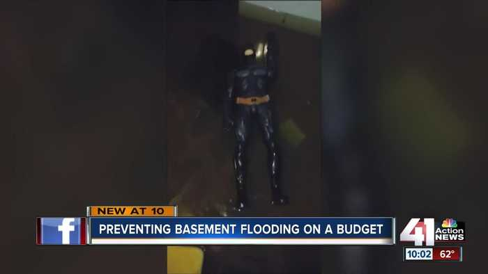 Flooded basements: How to prevent, fix high water without draining your wallet