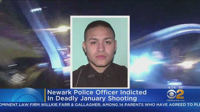 Newark Police Officer Charged After Deadly Shooting Caught On Disturbing Body Cam Video