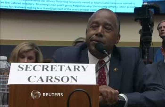 REO vs. Oreo; Ben Carson learns the difference