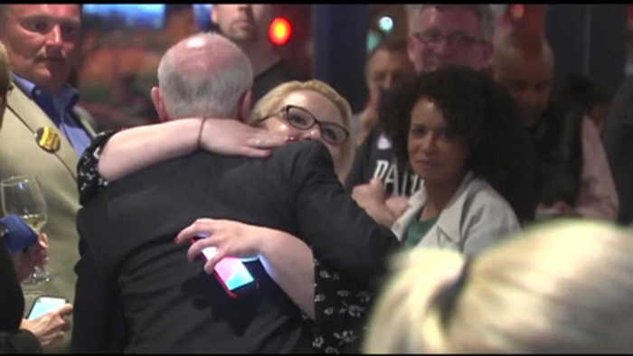 VIDEO Terry Houck wins Democratic nomination for Northampton County district attorney