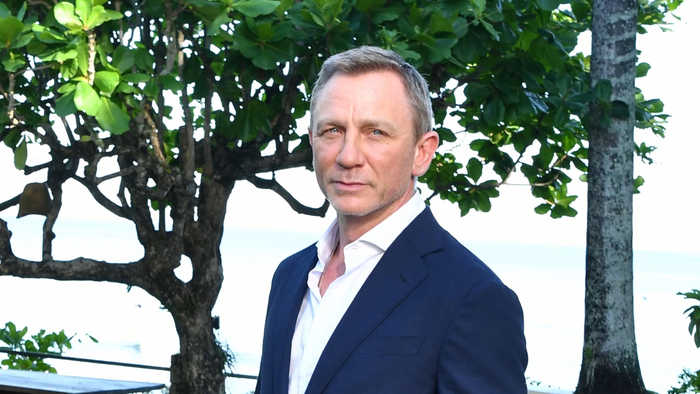 Daniel Craig's ankle surgery and recovery won't halt Bond movie