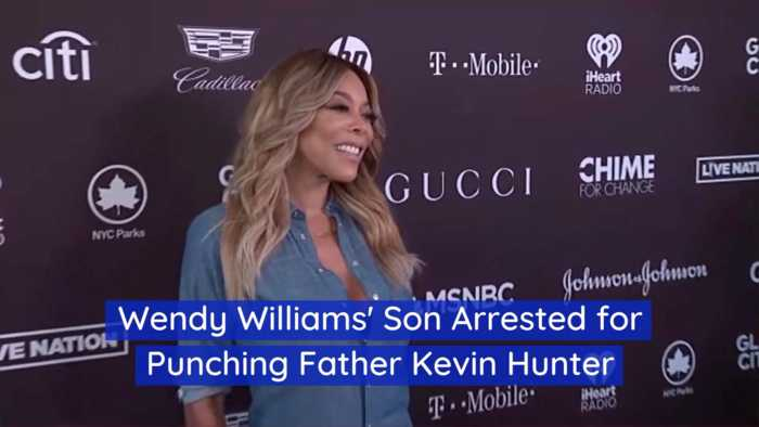 Wendy Williams' Son Fights His Dad