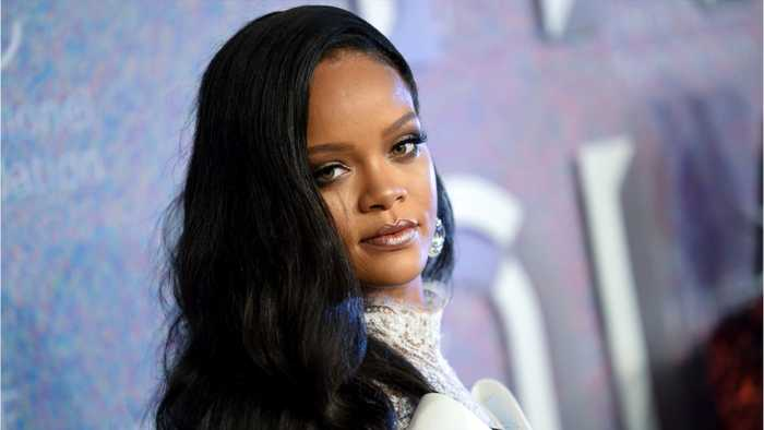 Rihanna Launches New Fashion Brand With Louis Vuitton