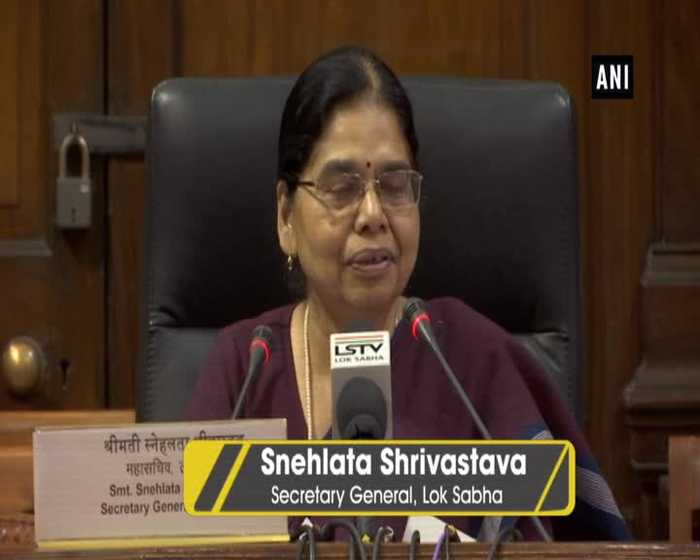 Preparations to welcome new LS members have completed Lok Sabha Secretary General