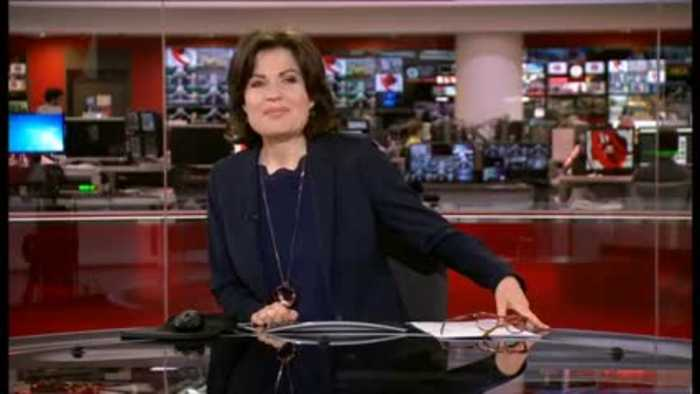 Jane Hill Returns To BBC News After Cancer Diagnosis