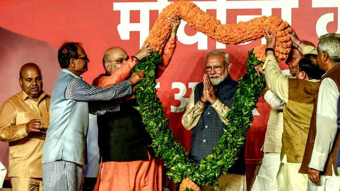 India election: Narendra Modi to win second term as PM