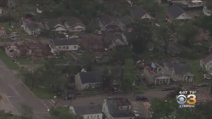 Missouri In State Of Emergency After More Than Dozen Violent Tornadoes Touch Down Across State