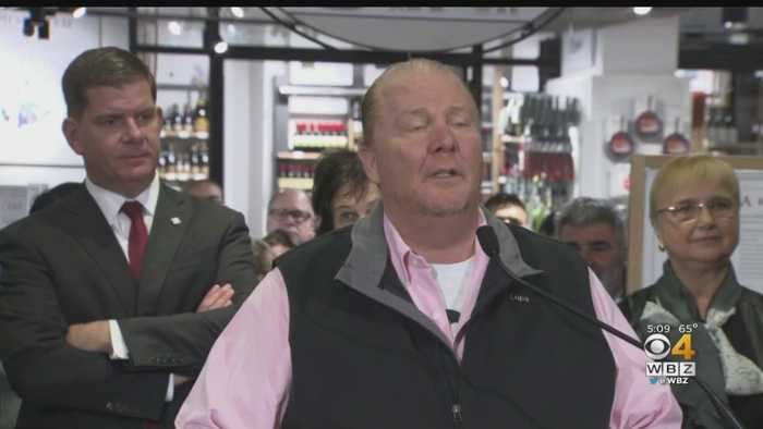 Batali Accuser's Attorneys: Chef Must Be Held Accountable For 'Despicable Acts'