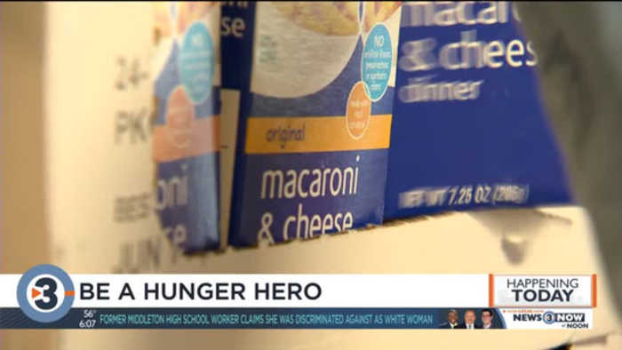 Become a 'Hunger Hero'