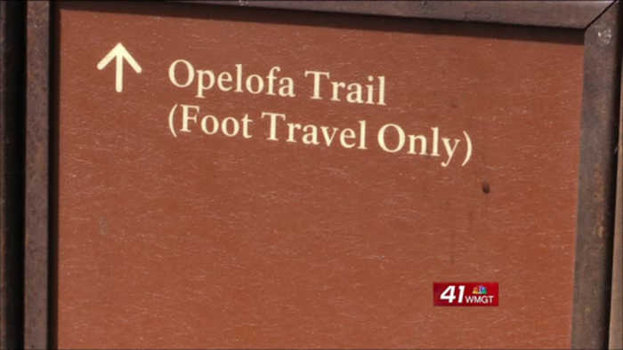 Ocmulgee Heritage Trail Walnut Creek Extension opens to the public