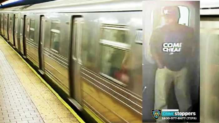 Alleged NY subway brake-puller has been caught