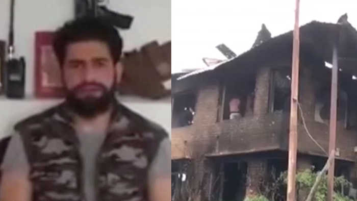 Zakir Musa, Burhan Wani's comrade, believed to have been killed in encounter