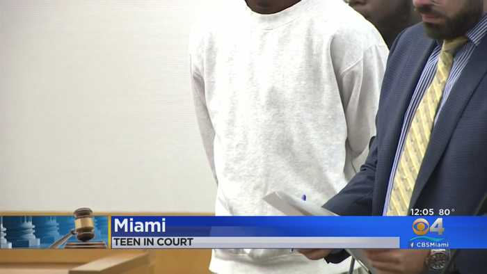 Judge Orders Teen Accused Of Stealing SUV With Baby Inside Be Held In Detention